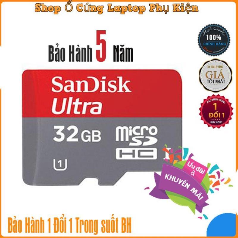 Thẻ Nhớ 32GB  Bảo Hành 5 Năm - Thẻ nhớ điện thoại