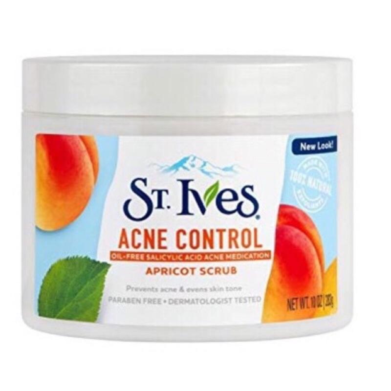 Tẩy Da Chết Toàn Thân St.Ives - Acne Control giá rẻ