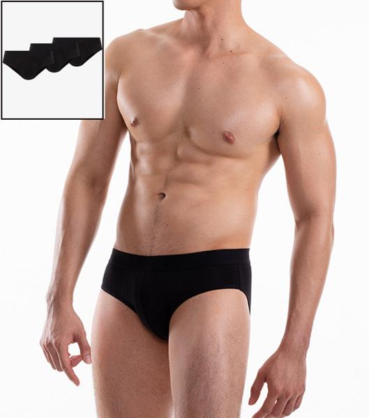 Nơi bán Combo 3 quần lót nam tam giác Coolmate - Quần sịp nam cotton thương hiệu mẫu mới