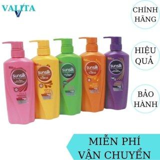 [Freeship] Dầu Gội-Xả Sunsilk Ngăn Rụng Tóc Thái Lan VALITA chiết xuất thảo mộc giúp nuôi dưỡng, phục hồi và chống gãy rụng cho tóc-450ml thumbnail