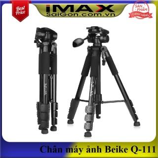 [HCM]Chân máy ảnh Tripod Beike Q-111 + Remote cho máy ảnh thumbnail