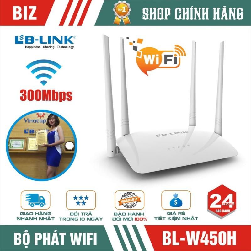 Bảng giá Bộ phát wifi Lb-Link Wr450H - Router Wifi chuẩn N 300Mb! Phong Vũ