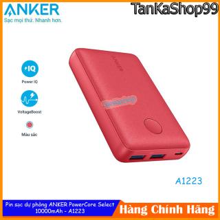 Pin sạc dự phòng ANKER PowerCore Select 10.000mAh - A1223 thumbnail
