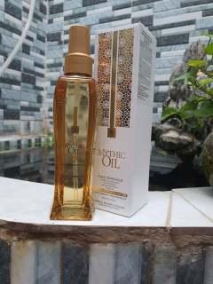 [HCM]Serum tinh dầu dưỡng tóc Loreal Mythic oil Nourishing oil for all hair types 100ml - chính hãng thumbnail
