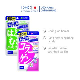 Combo Viên uống Chống Lão Hoá Da 60 Ngày (Adlay & Collagen) thumbnail