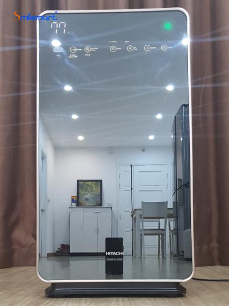 Máy lọc không khí và tạo ẩm Hitachi EP-L110E(X) mặt gương