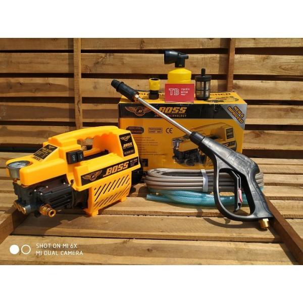 Máy rửa xe BOSS 3000W 120bar 7L/min hiệu năng cực tốt