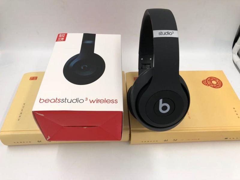 ( XẢ KHO ) Tai Nghe Cao Cấp Bluetooth BEATS STUDIO WIRELESS 22HR ,Tai nghe bluetooth Dễ Sử Dụng, Âm Thanh Sống Động ,Bass Cực Mạch, Công Nghệ Chống Ồn,Thiết Kế Sang Trọng, ( hàng nhập khẩu).