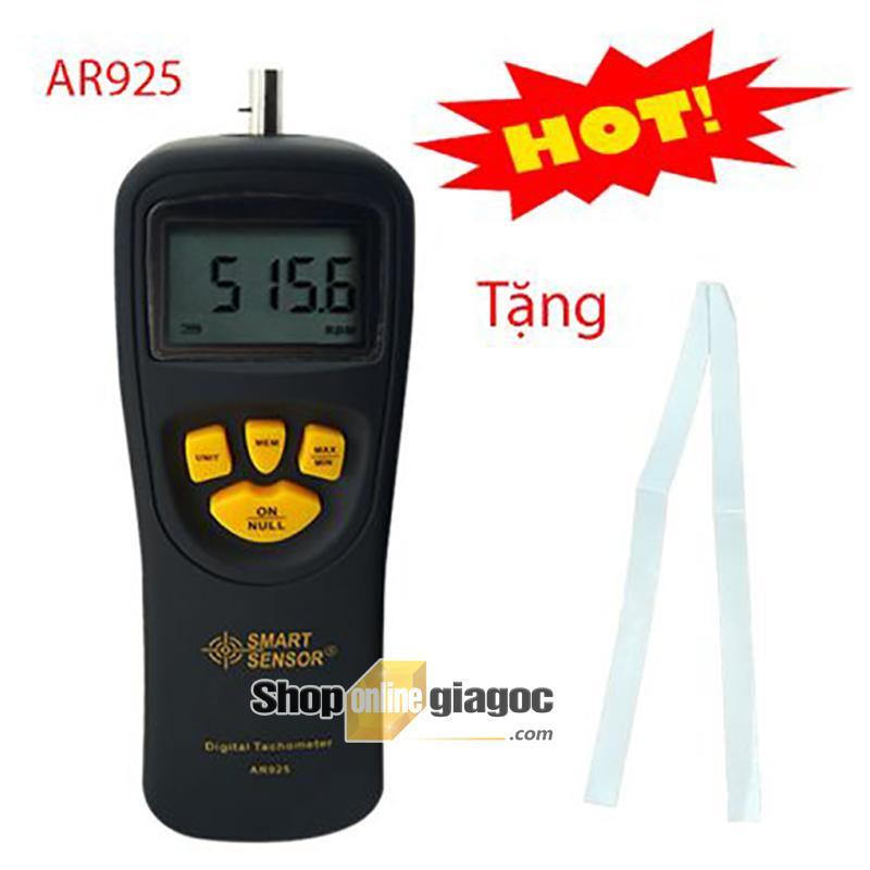 Máy đo tốc độ vòng quay Smart Sensor AR925 (Đo tiếp xúc)