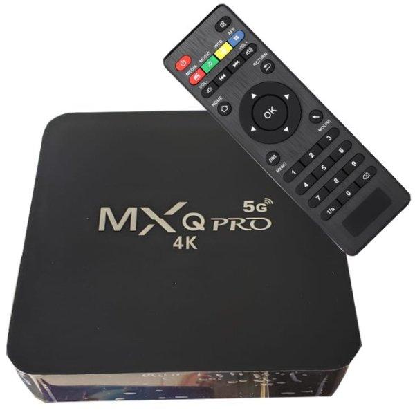 Biến TV thường thành Smart TV - MXQ Pro 2020