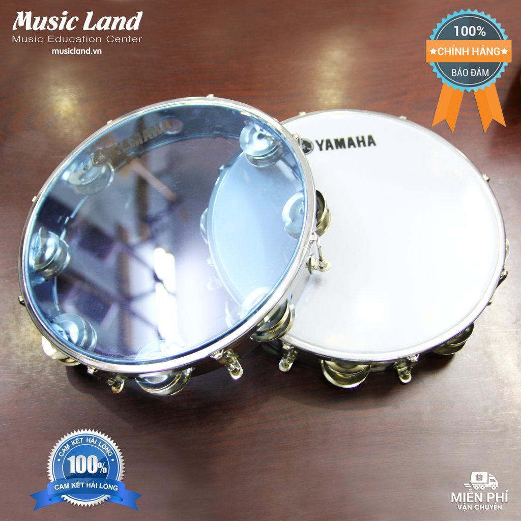 Siêu Tiết Kiệm Khi Mua Trống Gõ Bo - Lục Lạc - Trống Lắc Tay - Tambourine Yamaha