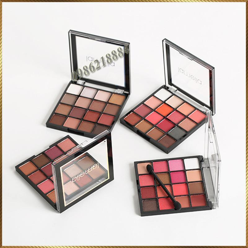 Bảng phấn mắt Lameila Classic 16 Color Eyeshadow Palette C16 giá rẻ