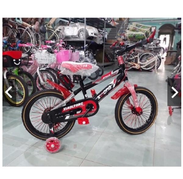 Phân phối Xe đạp địa hình cho bé 6-8t, 7-10t (bánh 18/20 inch)