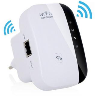 Thiết bị tăng sóng Wireless-N WiFi Repeater tốc độ cao - Thiết bị mở rộng vùng phủ sóng thumbnail