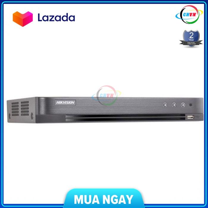 Đầu ghi hình HD TVI Hikvision DS-7216HGHI-K1 chuẩn H.265+  - Công Nghệ Việt Nam