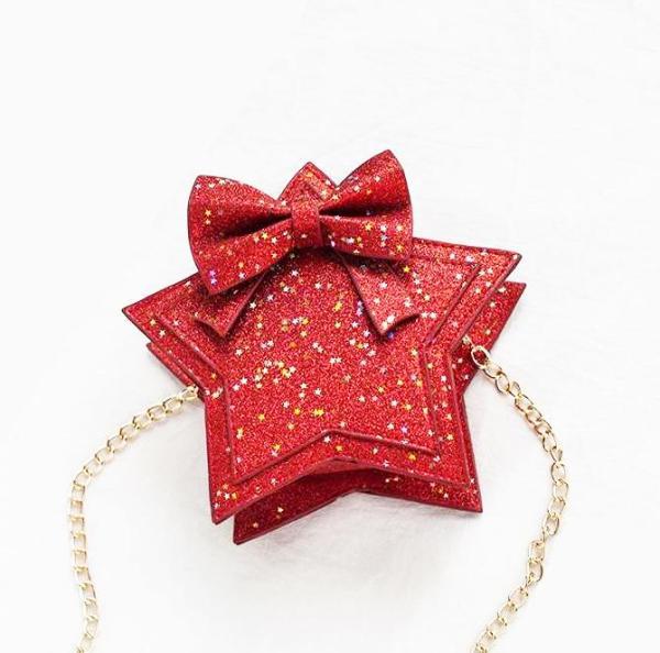 Giá bán Túi đeo chéo cho bé hình ngôi sao lấp lánh đáng yêu BBShine – TX013