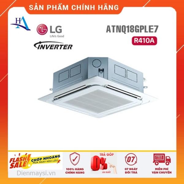 Máy lạnh âm trần LG 2 hp ATNQ18GPLE7 (Miễn phí giao tại HCM-ngoài tỉnh liên hệ shop)