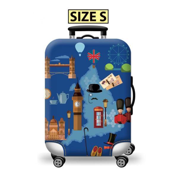 Túi bọc bảo vệ vali -Áo vỏ bọc vali - HPValiOEM