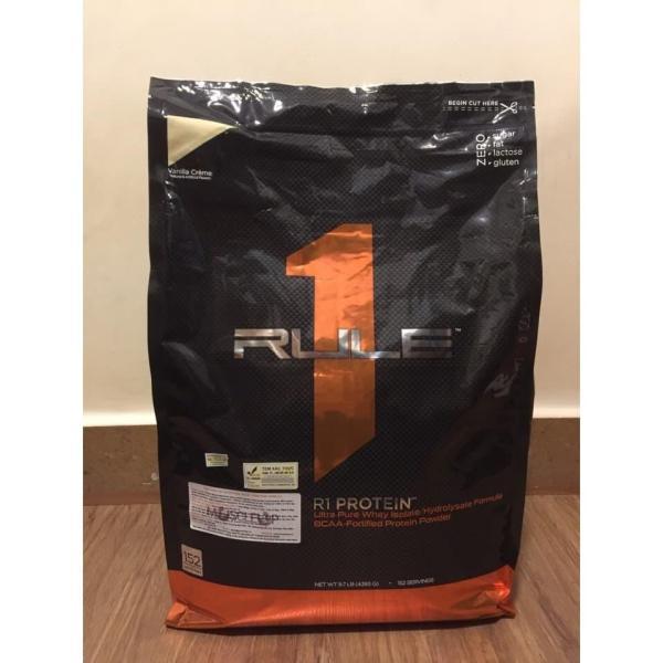 Sữa Dinh Dưỡng Tăng Cơ Whey Isolate RULE1 Rule 1 Protein 10 Lbs (4.54kg) cao cấp