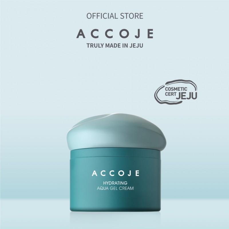 Gel dưỡng cấp ẩm sâu Accoje Hydrating Aqua Gel Cream giá rẻ