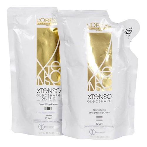 duỗi tóc cao cấp cho tóc khỏe Loreal X – Tenso 400ml giá rẻ