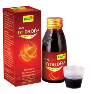 Siro PQA An Dạ Dày Giúp bổ tỳ dưỡng vị, bình hòa khí, hỗ trợ giảm đau dạ dày- viêm đại tràng ( lọ 125ml) thumbnail