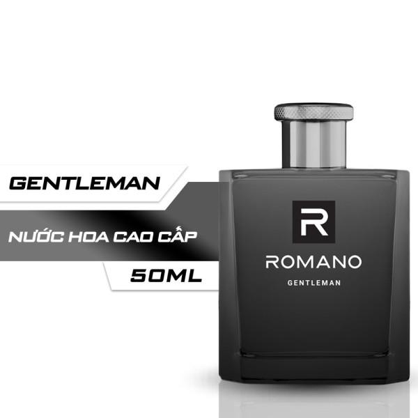 ROMANO - NƯỚC HOA ROMANO GENTLEMAN 50ml