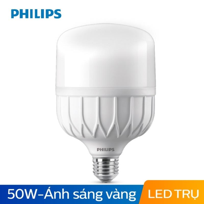 Bóng đèn Philips LED TForce core 50W HB E27- Ánh sáng trắng/ Ánh sáng vàng