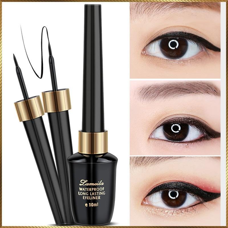 Kẻ mắt nước Waterproof Eyeliner 10ml Lameila