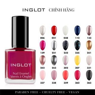 Inglot Sơn móng tay Nail Enamel 15ml thumbnail