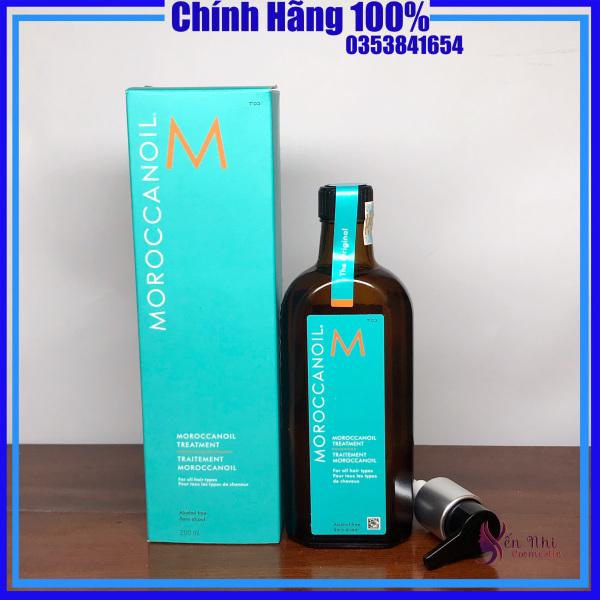 ✅[Tinh dầu moroccanoil- CHÍNH HÃNG ]Dầu dưỡng tóc moroccanoil-ARGAN OIL-200ml - mỹ phẩm tóc yến nhi