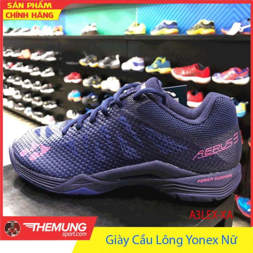 Giày Cầu Lông Yonex Nữ SHB A3LX Xanh/Hồng giá rẻ