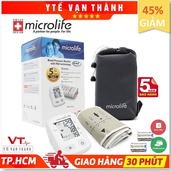 ✅ [Chính Hãng HCM] Máy Đo Huyết Áp Bắp Tay: Microlife A2 Classic - VT0013 [ Y Tế Vạn Thành ]