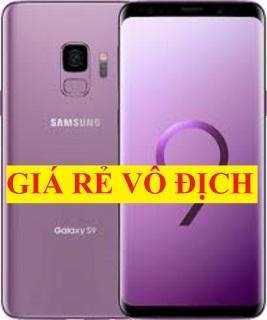 điện thoại Samsung Galaxy S9 2sim Chính Hãng, Chiến Game nặng siêu mượt, Màn hình đẹp (không ám đốm) thumbnail