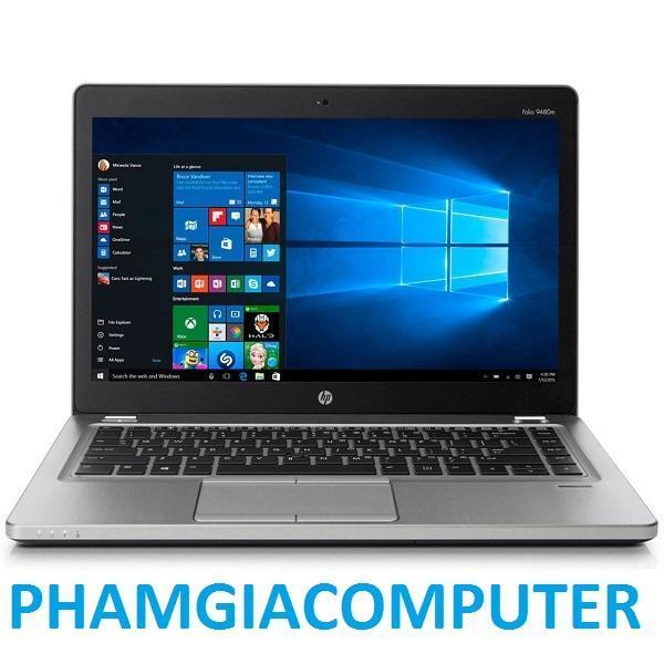 Bảng giá Laptop HP Folio 9480m Core i7 4600u Ram 4G SSD128G  14in Ultrabook siêu mỏng nhẹ 1.6Kg-Tặng Balo, chuột Phong Vũ