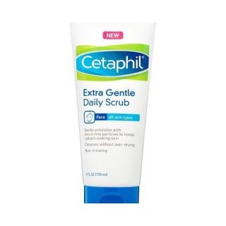 Sữa rửa mặt tẩy tế bào chết Cetaphil Extra Gentle Daily Scrub 178ml - 5786, cam kết hàng đúng mô tả, chất lượng đảm bảo an toàn đến sức khỏe người sử dụng thumbnail