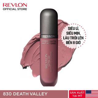 Son kem siêu lì Revlon Ultra HD Lip Mousse 5.9ml thumbnail
