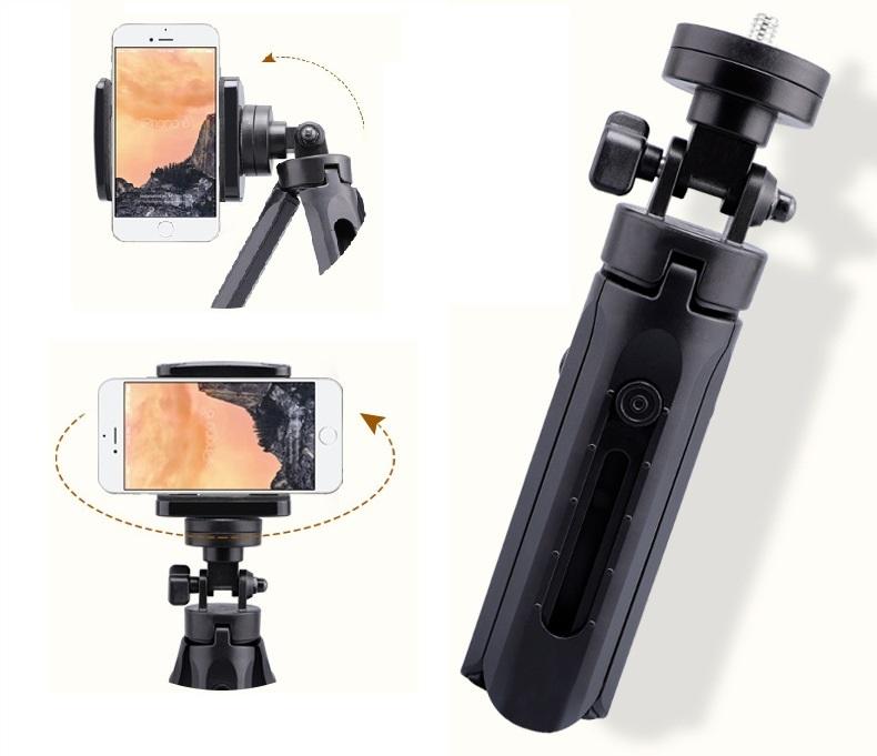 Giá đỡ điện thoại 3 chân tripod xoay 360 độ - mt01 - Sắp xếp theo liên quan  sản phẩm | Timki