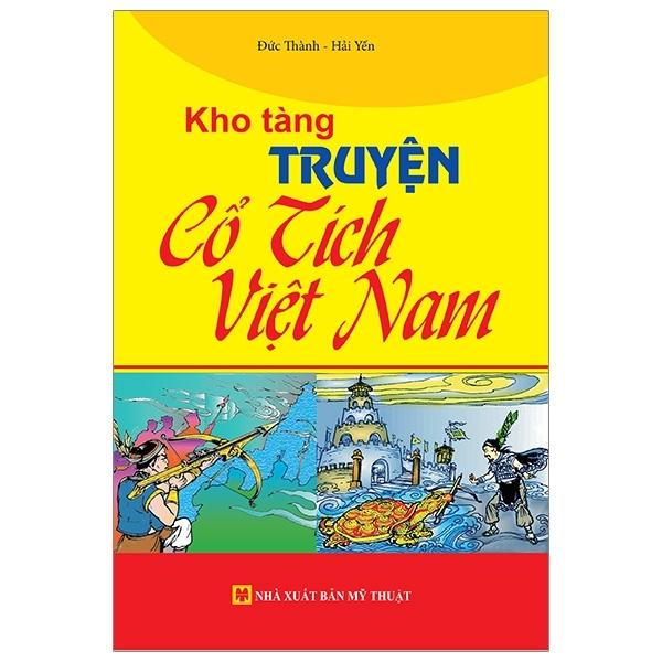 Fahasa - Kho Tàng Truyện Cổ Tích Việt Nam