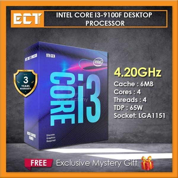 Bảng giá Chip máy tính CPU I3 9100F Phong Vũ