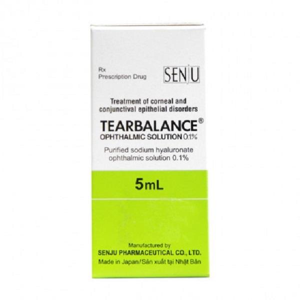 Dung Dịch Nhỏ Mắt Tearbalance Hộp 5 ml [Tuệ Anh] giá rẻ