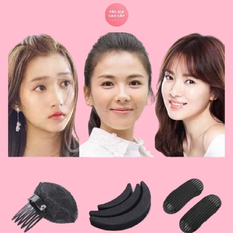 Dụng cụ độn phồng tóc, tóc mái tóc 2 bên đều được, thích hợp cho tất cả mọi người, kẹp mái phồng tự nhiên giá rẻ