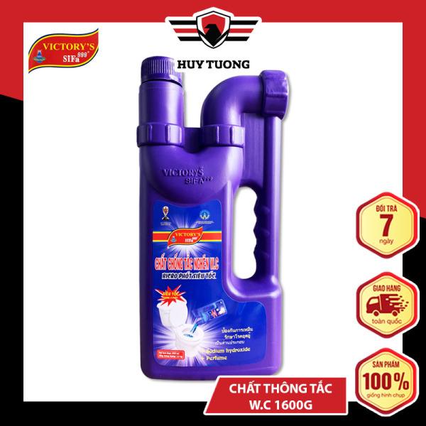 Chất thông tắc bồn cầu toilet chống hôi Siêu tốc 5 phút 1600g Sifa ( Hàng xuất khẩu Thái Lan ) - BetterLife