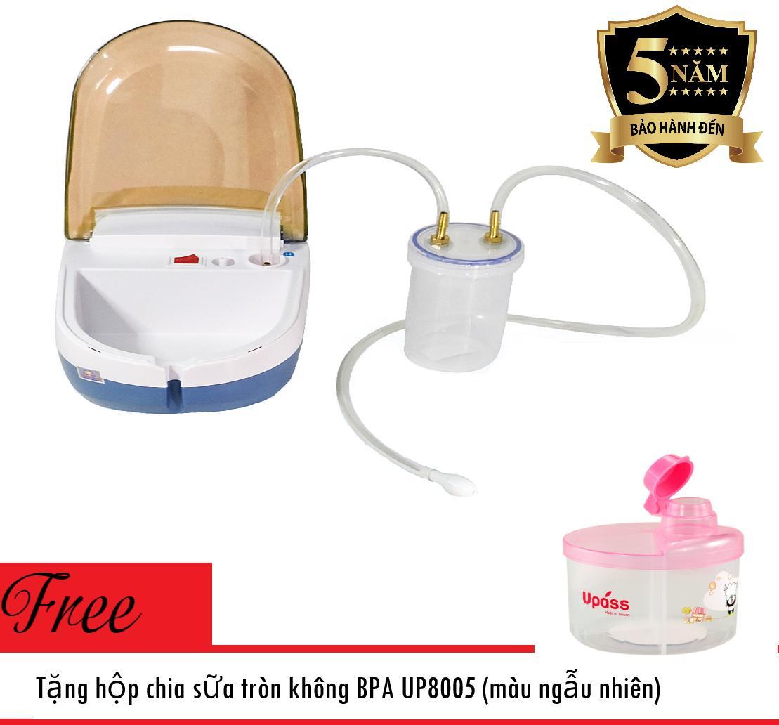 Máy hút dịch mũi họng Dotha Hibaby Health Care - Nebulizer Tặng hộp chia sữa UP8005 TBYT H-Care (Hà Nội) nhập khẩu