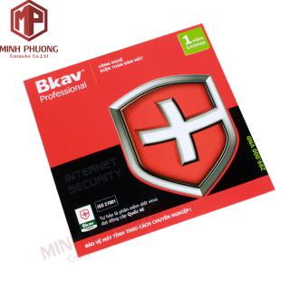 Phần mềm diệt virus BKAV PRO Combo 8 bản chính hãng - giá tốt thumbnail