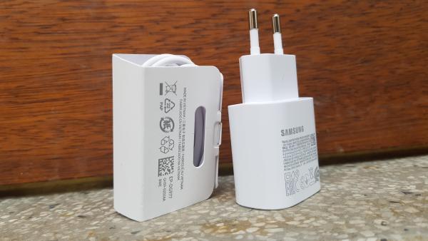 (Zin hãng 100%) Bộ sạc nhanh 25W Samsung 2 đầu type C cho Note 10 Note 10 Plus S8 S9 S10 S10plus và nhiều dòng máy khác - hình thật 100%