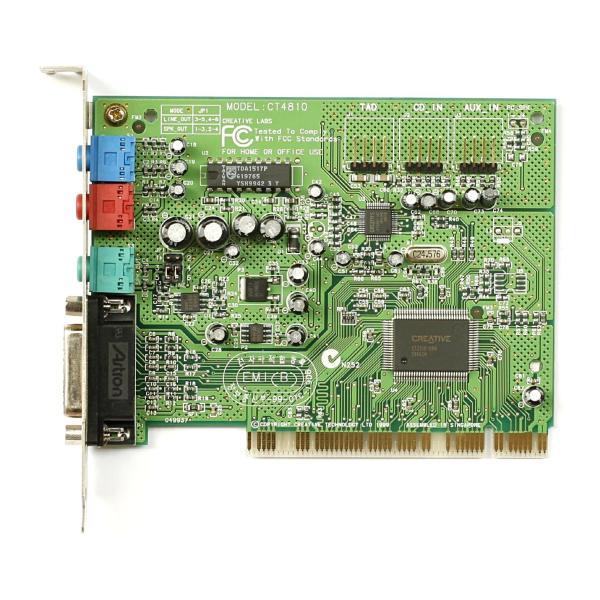 Bảng giá Card âm thanh PCI 2.0 ( card sound ) - hàng chuẩn Phong Vũ