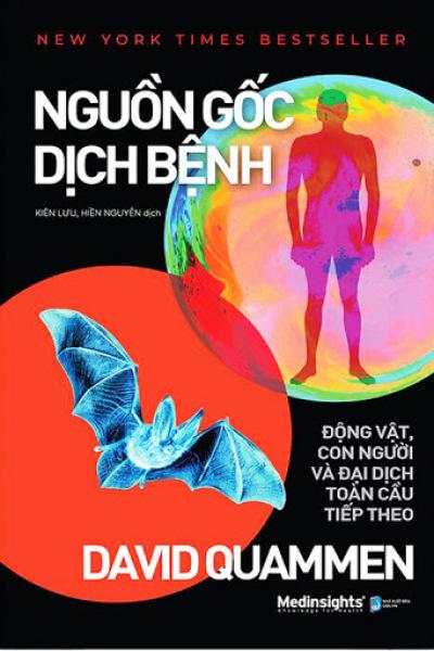 nguyetlinhbook - Nguồn Gốc Dịch Bệnh - Tác giả: David Quammen - NXB Dân Trí