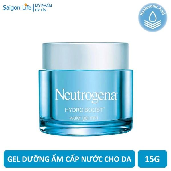 Kem Dưỡng Ẩm Cấp Nước Neutrogena Hydro Boost Water Gel Mini 15g nhập khẩu