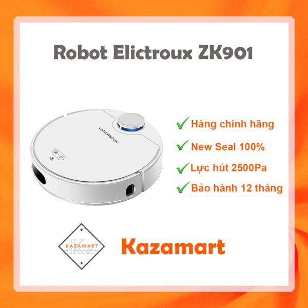 Robot Hút Bụi Lau Nhà Liectroux ZK901 ✔️ Hàng Chính Hãng ✔️ New Seal 100% ✔️ Bảo Hành 12 ✔️ Tháng Điều Khiến Qua App